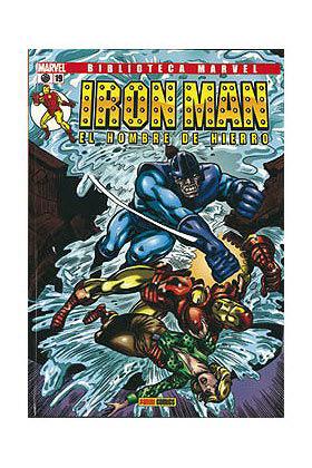 BIBLIOTECA MARVEL: IRON MAN 019