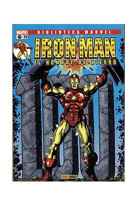 BIBLIOTECA MARVEL: IRON MAN 021