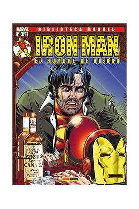 BIBLIOTECA MARVEL: IRON MAN 024