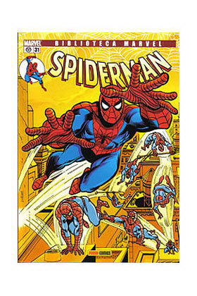 BIBLIOTECA MARVEL: SPIDERMAN 031