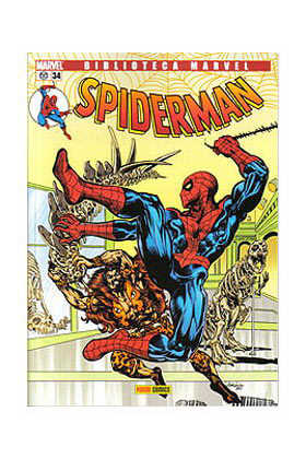 BIBLIOTECA MARVEL: SPIDERMAN 034