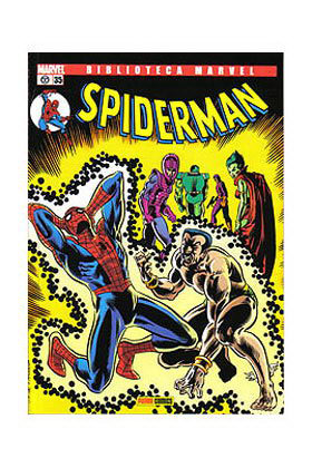 BIBLIOTECA MARVEL: SPIDERMAN 035