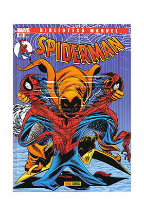 BIBLIOTECA MARVEL: SPIDERMAN 039