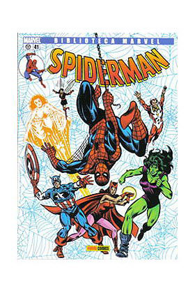 BIBLIOTECA MARVEL: SPIDERMAN 041