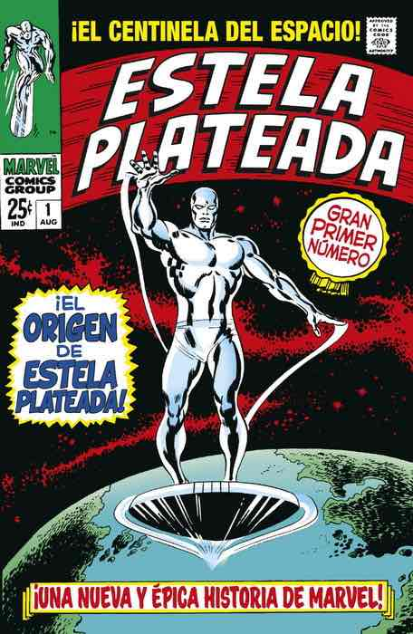 MARVEL FACSIMIL 05. THE SILVER SURFER 01