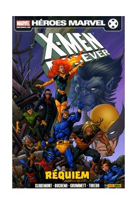 X-MEN: FOREVER 03. REQUIEM