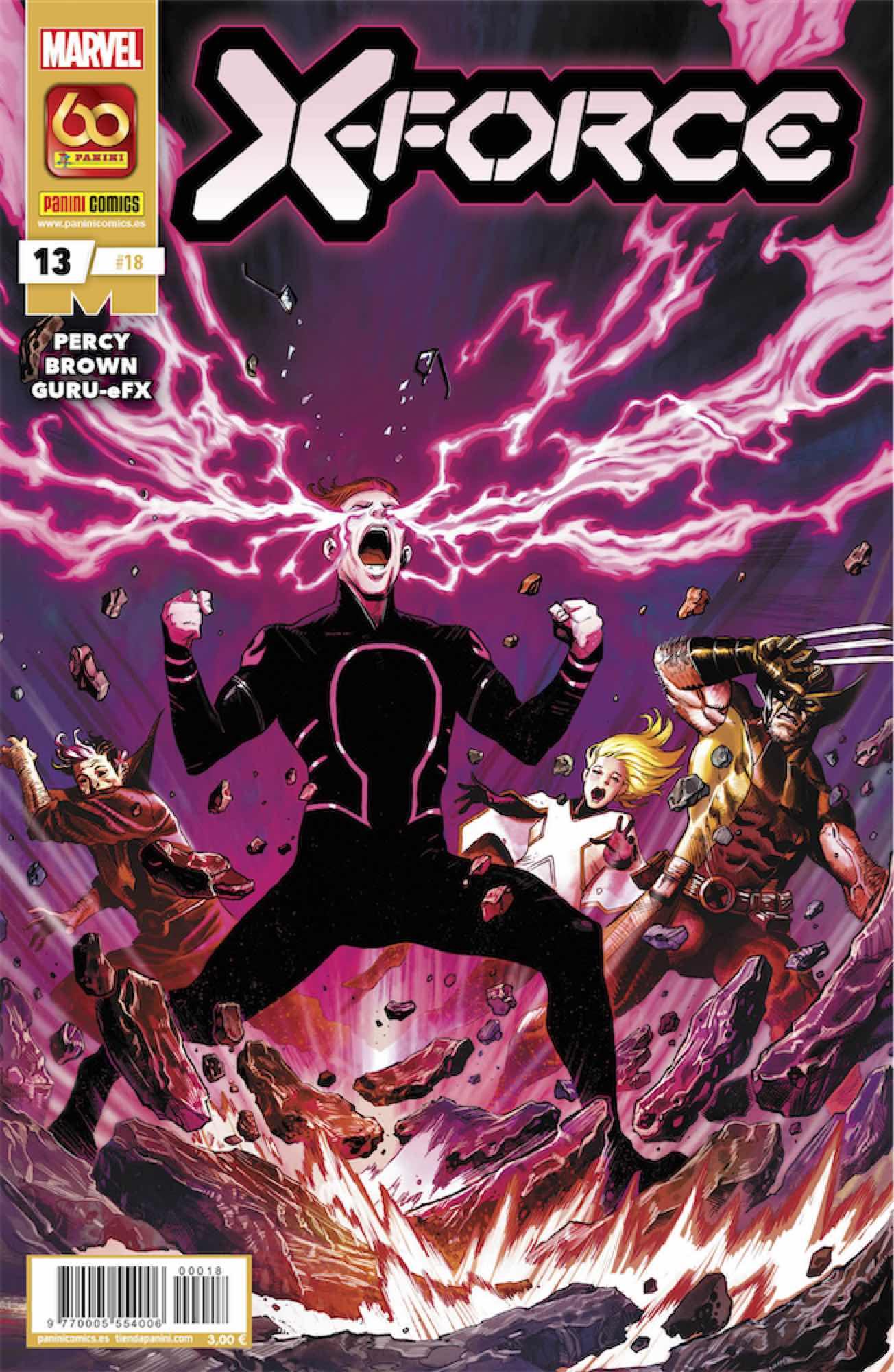 X-FORCE 13 (# 18)