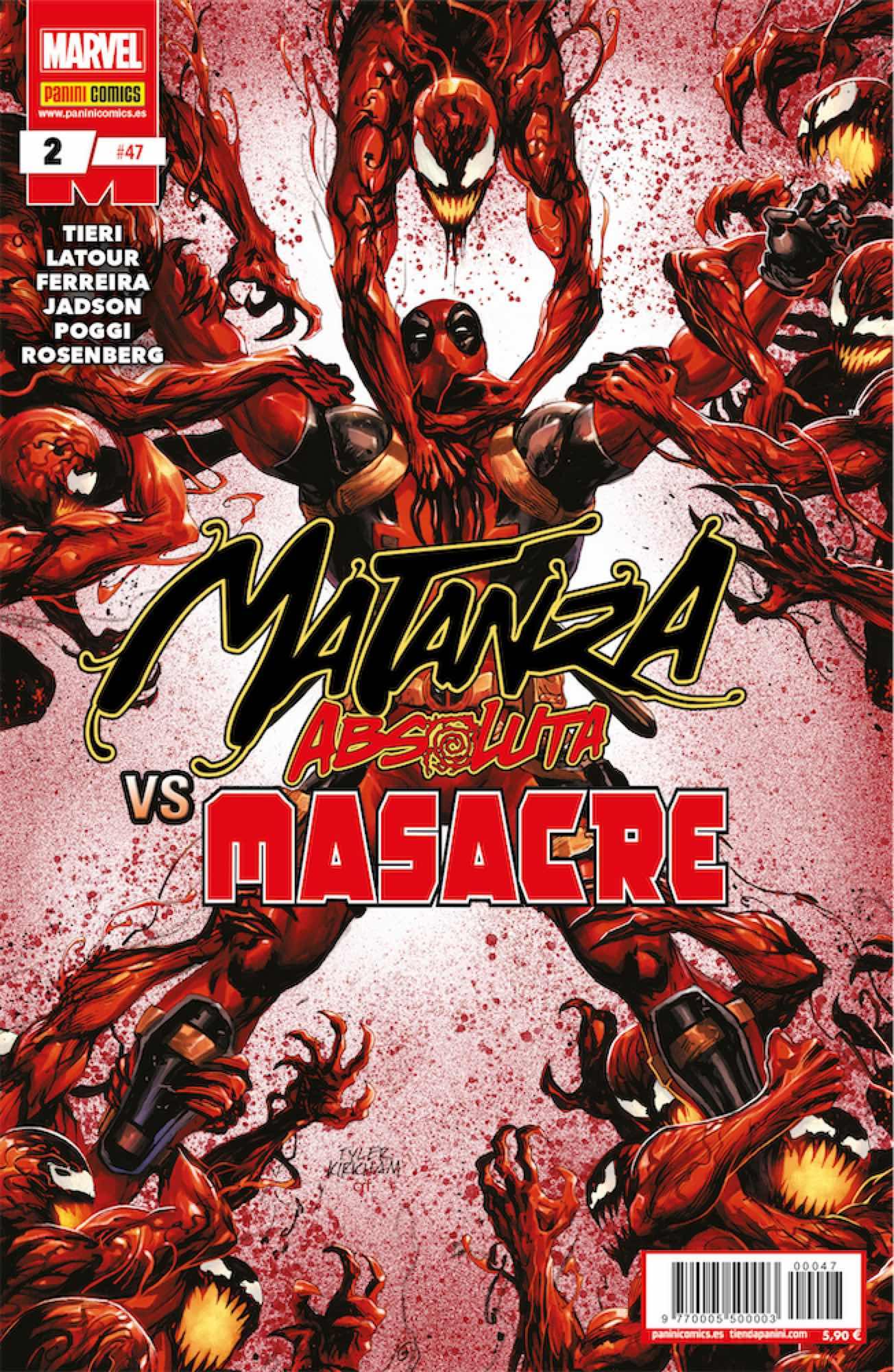 MATANZA ABSOLUTA VS MASACRE 02