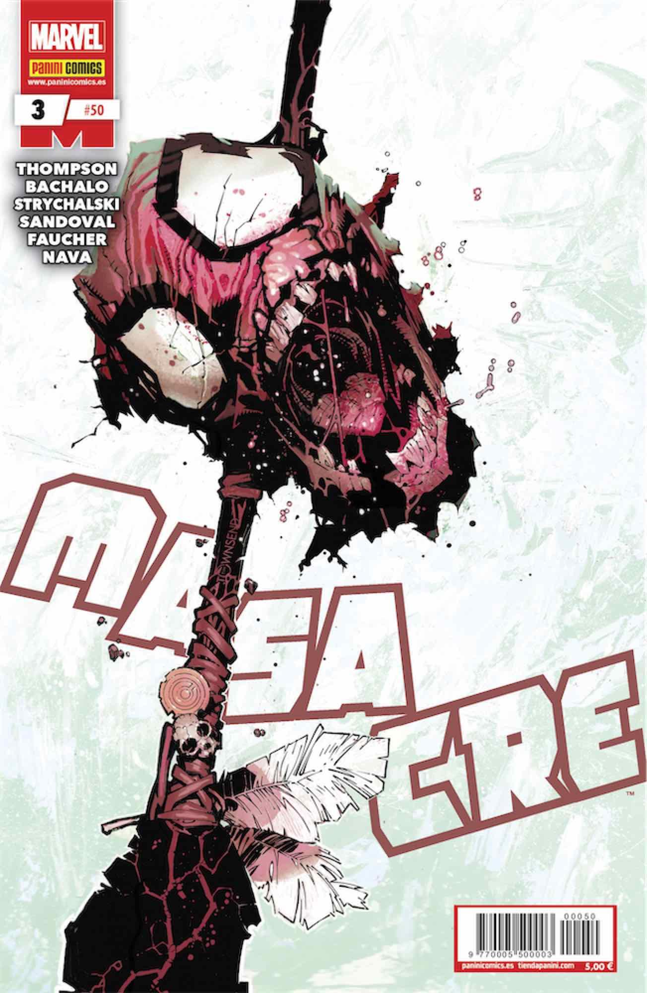 MASACRE 50 (MASACRE # 03)