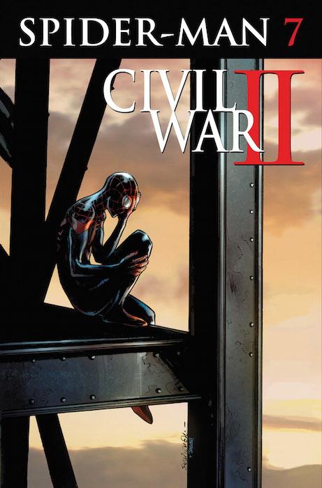 SPIDER-MAN 07 (CIVIL WAR II)