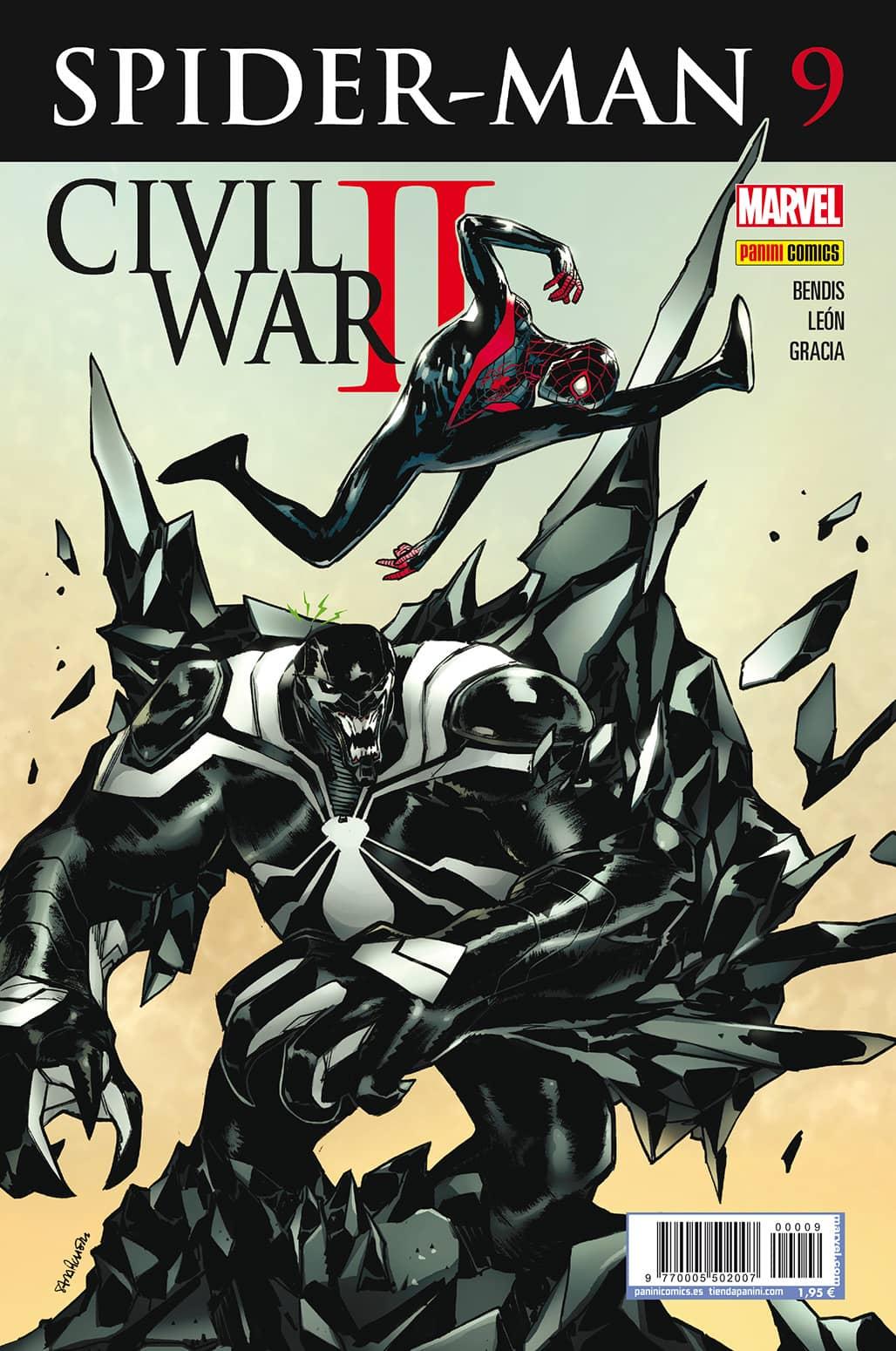 SPIDER-MAN 09 (CIVIL WAR II)
