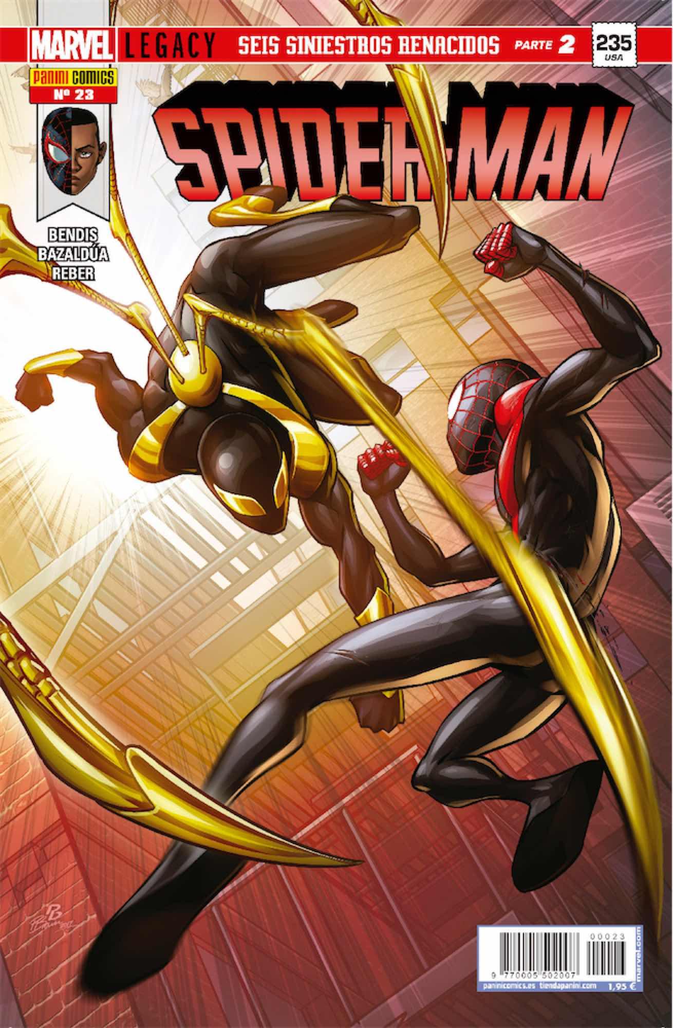SPIDER-MAN 23