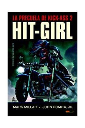 KICK ASS 02  PRELUDIO.... HIT GIRL (COMIC)