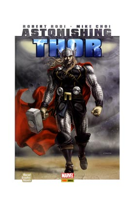 ASTONISHING THOR (MARVEL GRAPHIC NOVELS)