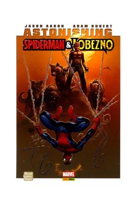 ASTONISHING SPIDERMAN & LOBEZNO (MARVEL GRAPHIC NOVELS)