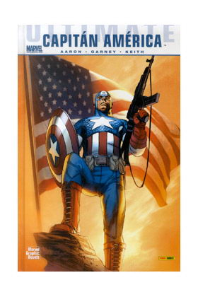 ULTIMATE COMICS CAPITAN AMERICA  (MARVEL GRAPHIC NOVELS)