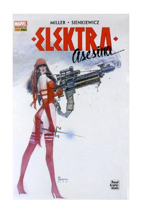 ELEKTRA ASESINA  (MARVEL GRAPHIC NOVELS)