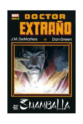 DOCTOR EXTRAÑO: DENTRO DE SHAMBALLA (MARVEL GOLD)