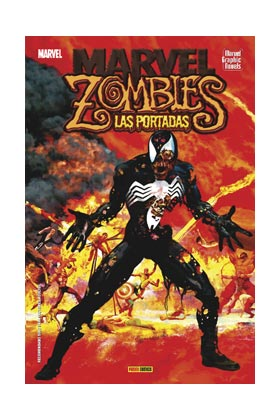 MARVEL ZOMBIES: LAS PORTADAS (MARVEL GRAPHIC NOVELS)