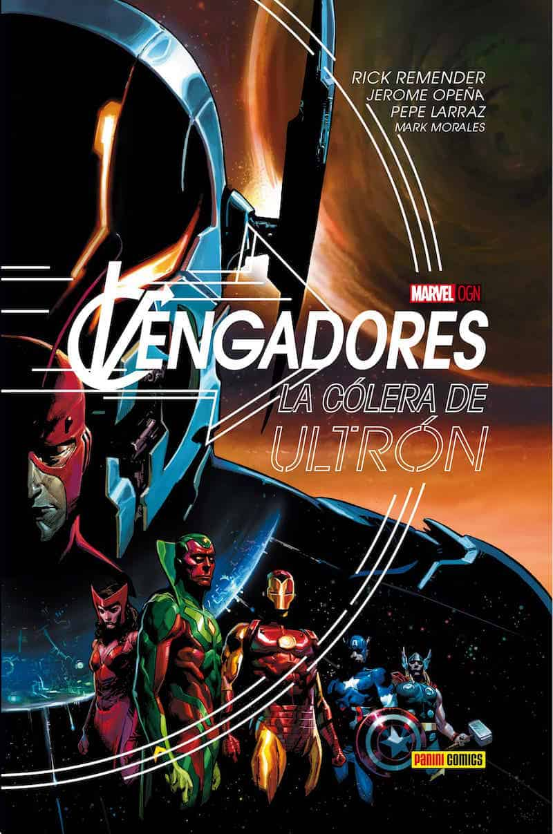 LOS VENGADORES: LA COLERA DE ULTRON  (MARVEL GRAPHIC NOVELS)