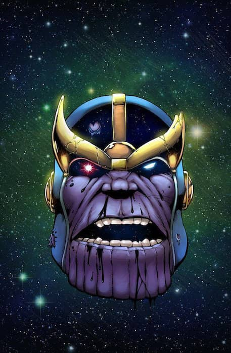 THANOS. EL FINAL DEL INFINITO (MARVEL GRAPHIC NOVELS)