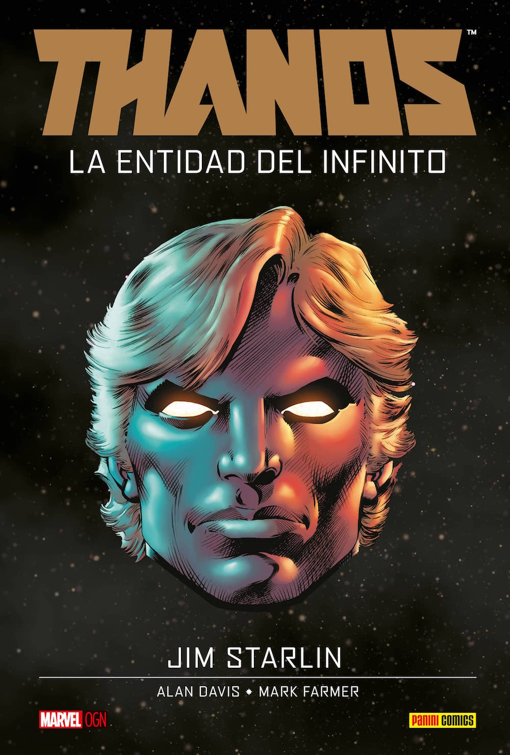 THANOS. LA ENTIDAD  DEL INFINITO (MARVEL GRAPHIC NOVELS)
