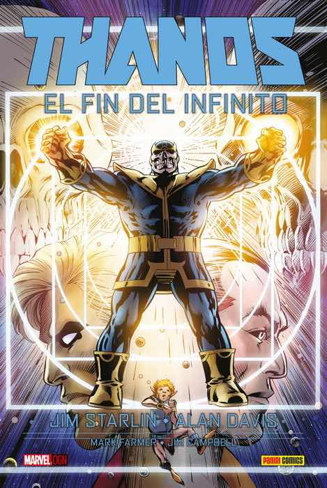 THANOS: EL FIN DEL INFINITO (MARVEL GRAPHIC NOVELS)