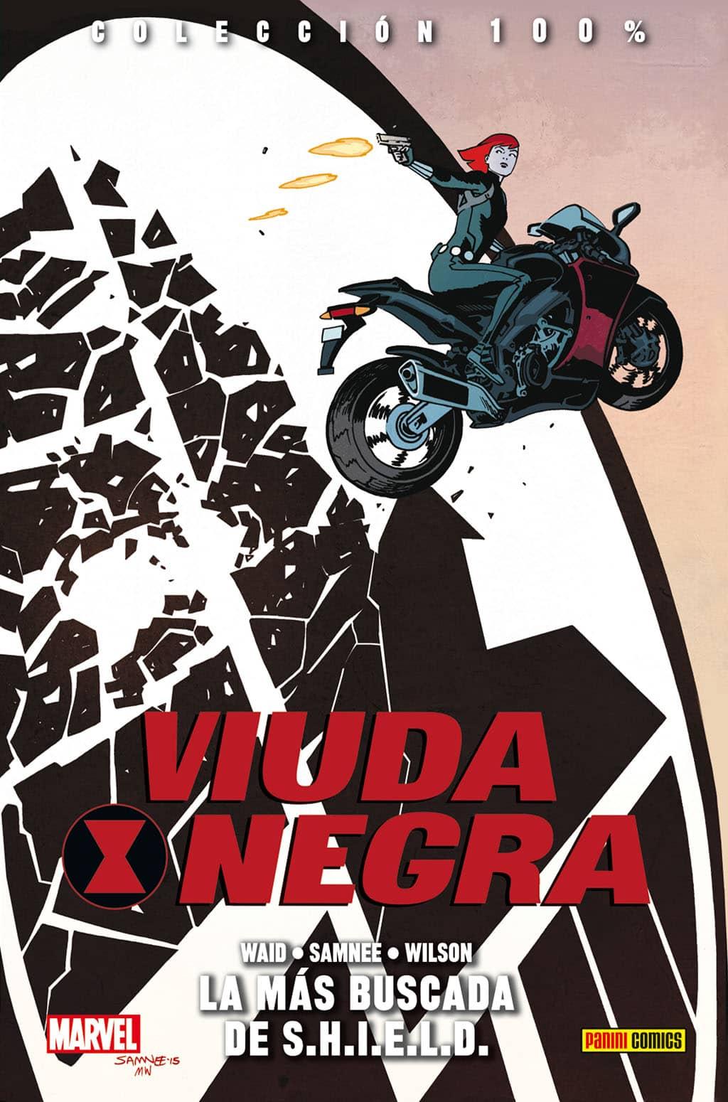 VIUDA NEGRA 01. LA MAS BUSCADA DE SHIELD