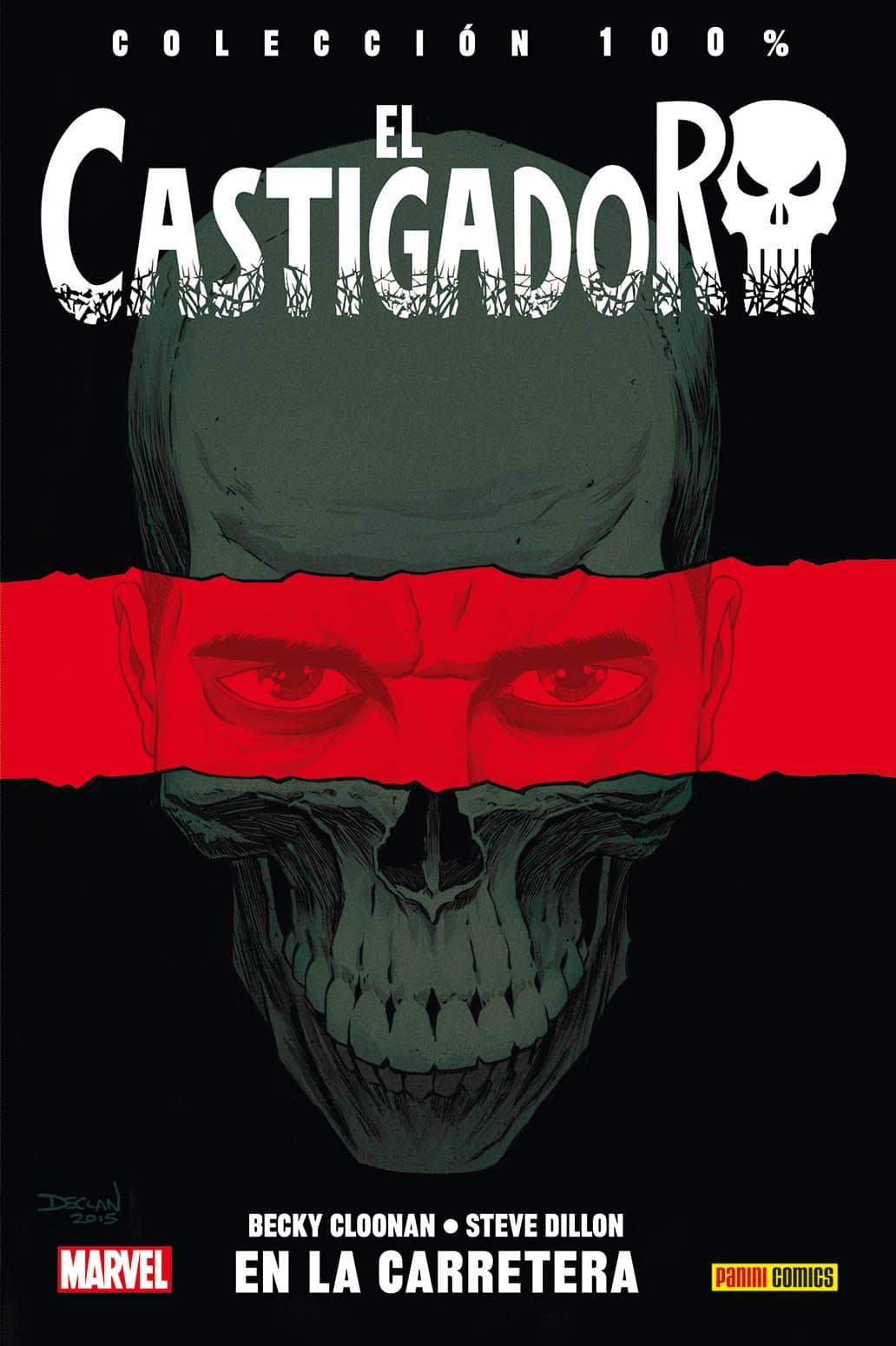 EL CASTIGADOR 01. EN LA CARRETERA