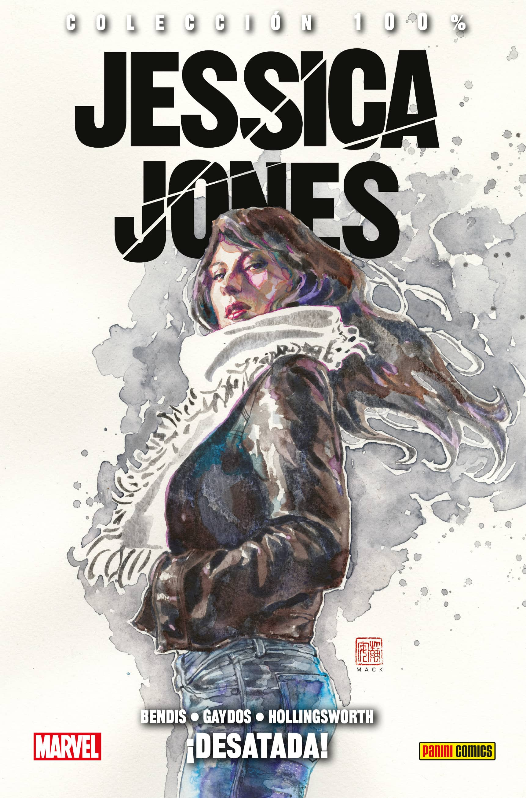 JESSICA JONES 01. ¡DESATADA!