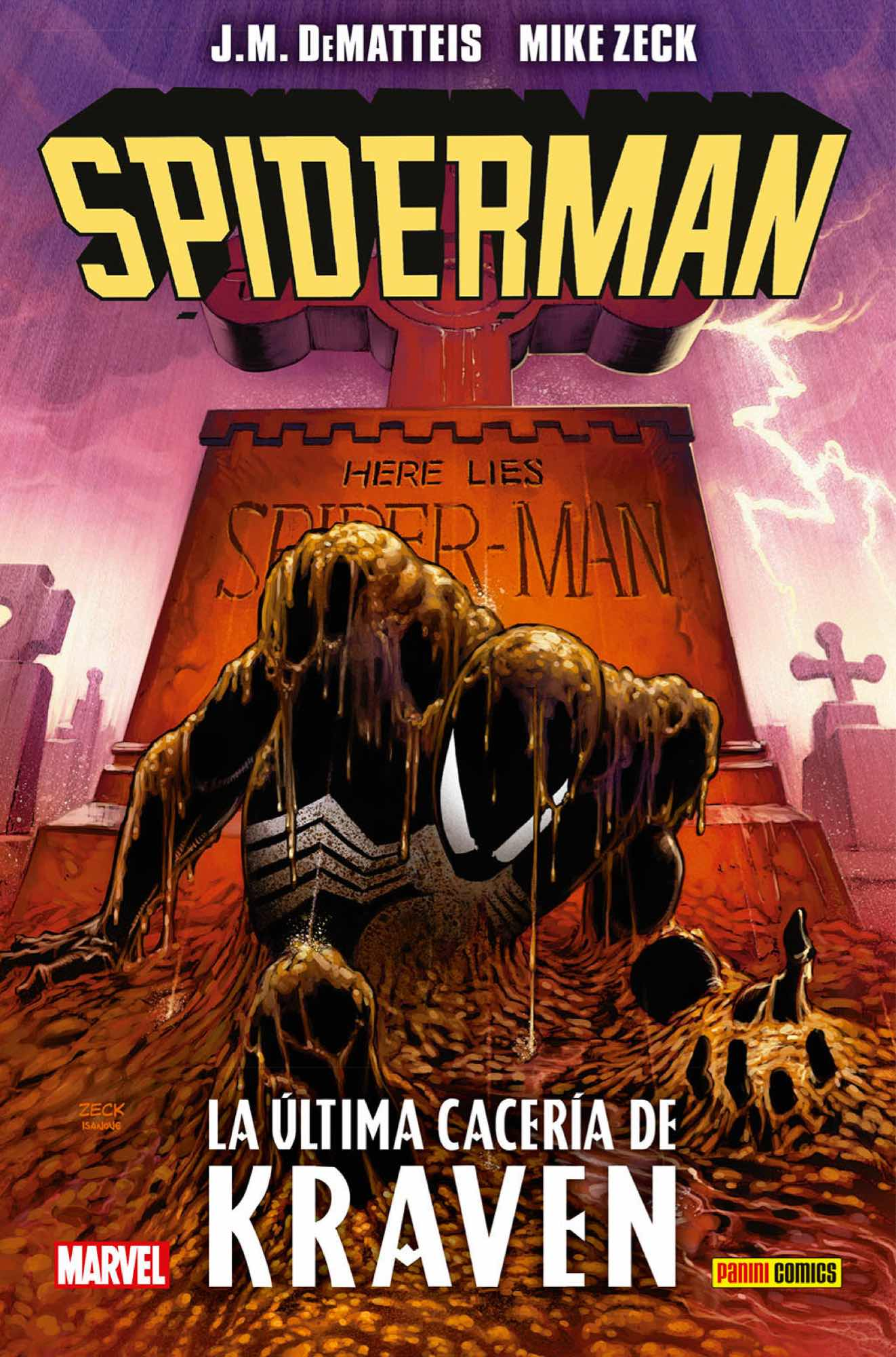 SPIDERMAN: LA ULTIMA CACERIA DE KRAVEN