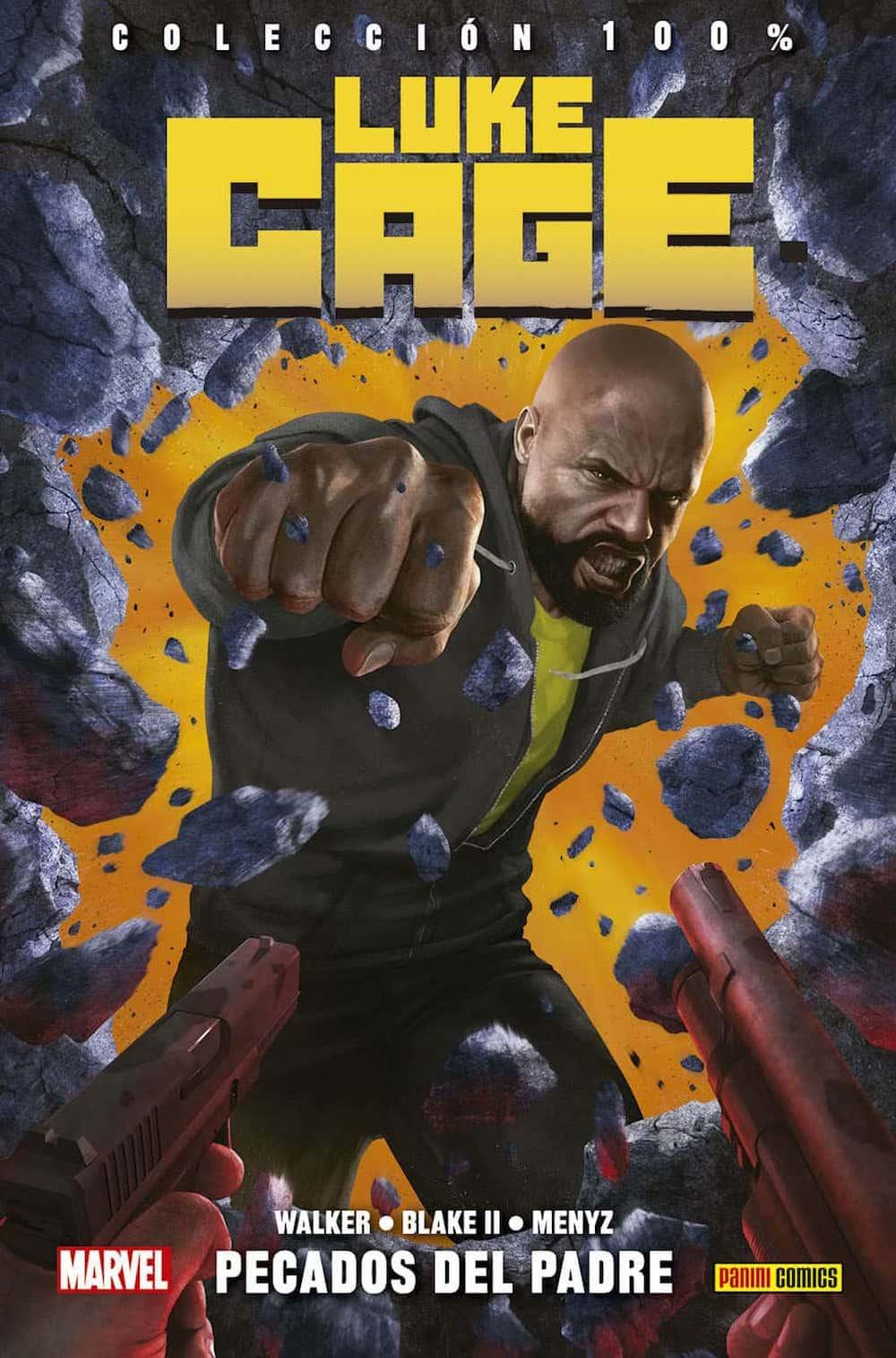 LUKE CAGE 01. PECADOS DEL PADRE