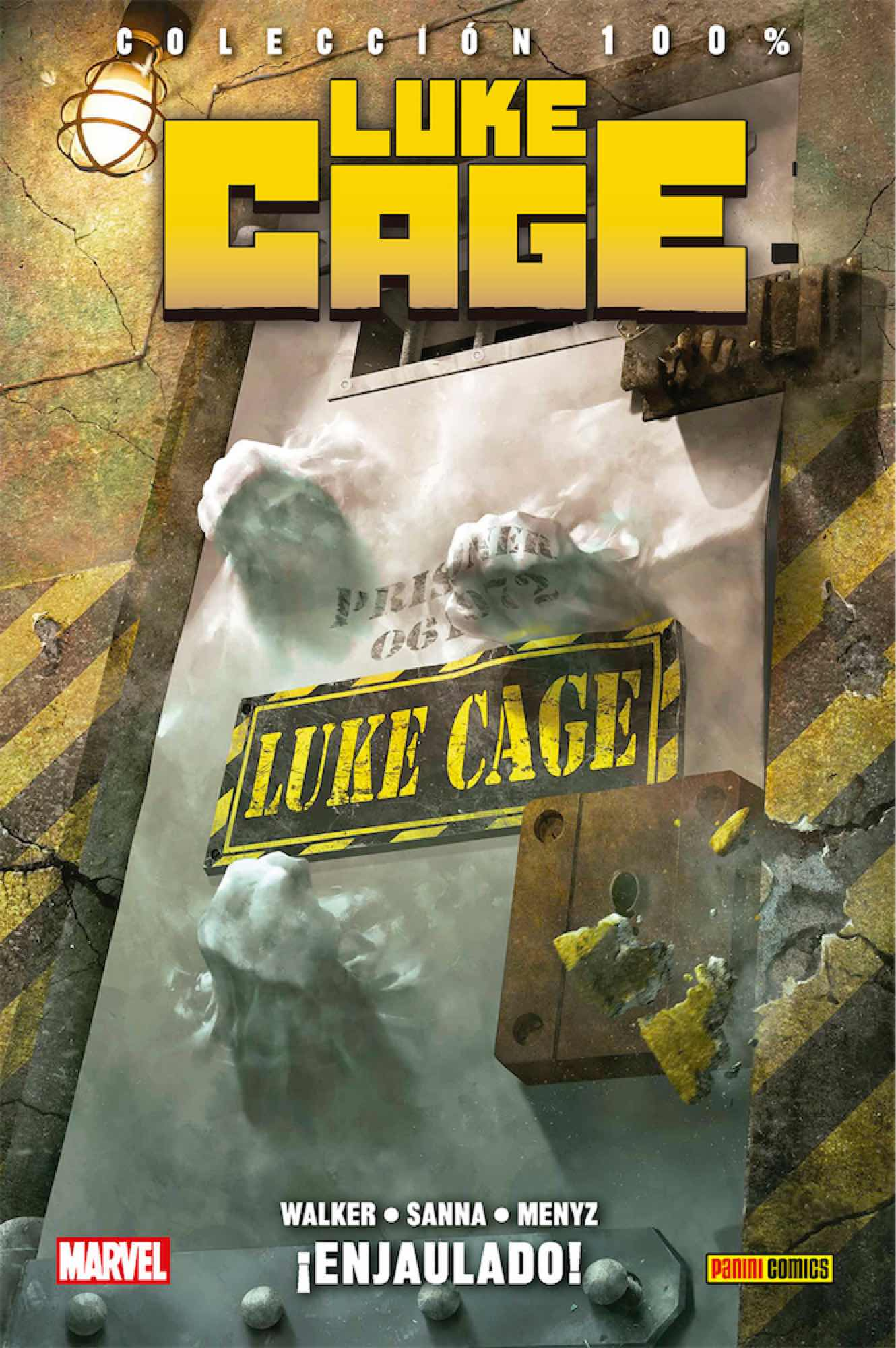 LUKE CAGE 02. ¡ENJAULADO!