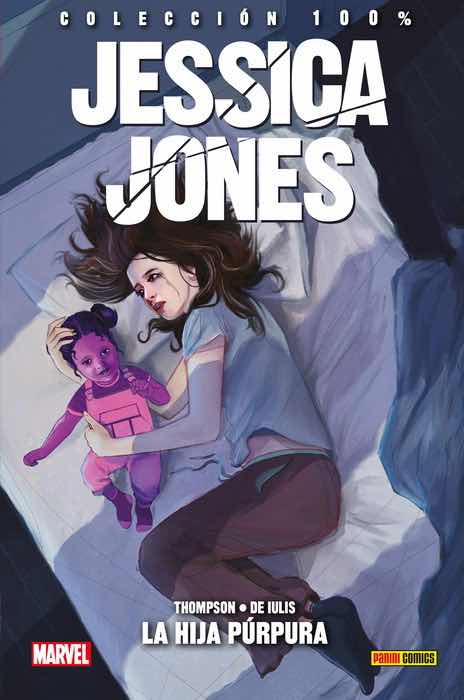 JESSICA JONES 05: LA HIJA PURPURA