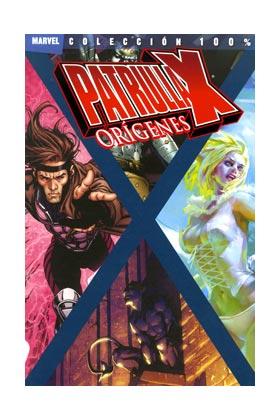 PATRULLA-X: ORIGENES 01