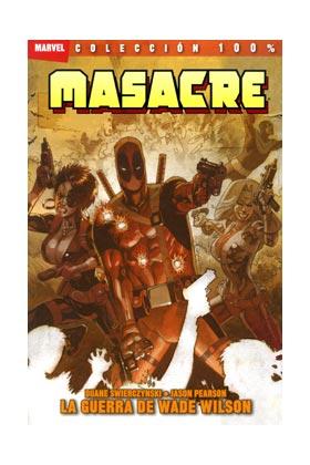 MASACRE: LA GUERRA DE WADE WILSON