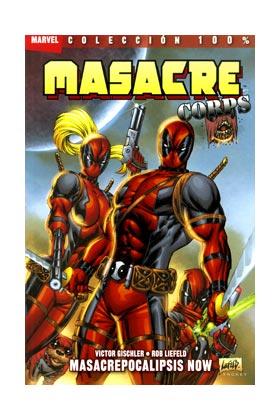 MASACRE CORPS. MASACREPOCALIPSIS NOW 1