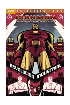 IRON MAN LEGADO 02. REVOLUCION INDUSTRIAL
