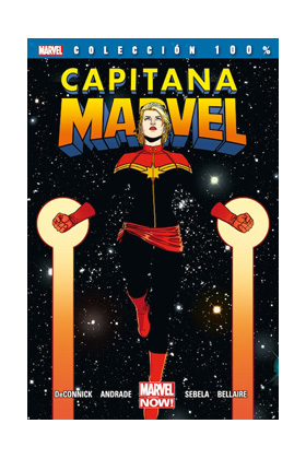 CAPITANA MARVEL 02. MARVEL NOW