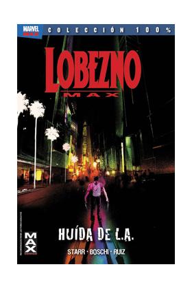 LOBEZNO MAX 2. HUIDA DE L.A.