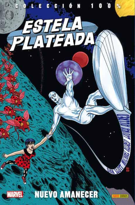 ESTELA PLATEADA 01.  NUEVO AMANECER
