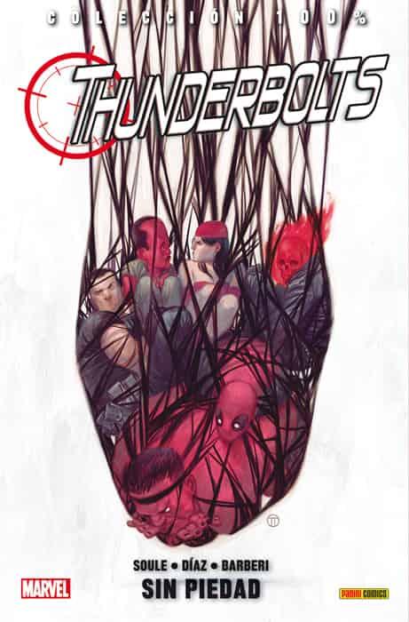THUNDERBOLTS 04. SIN PIEDAD