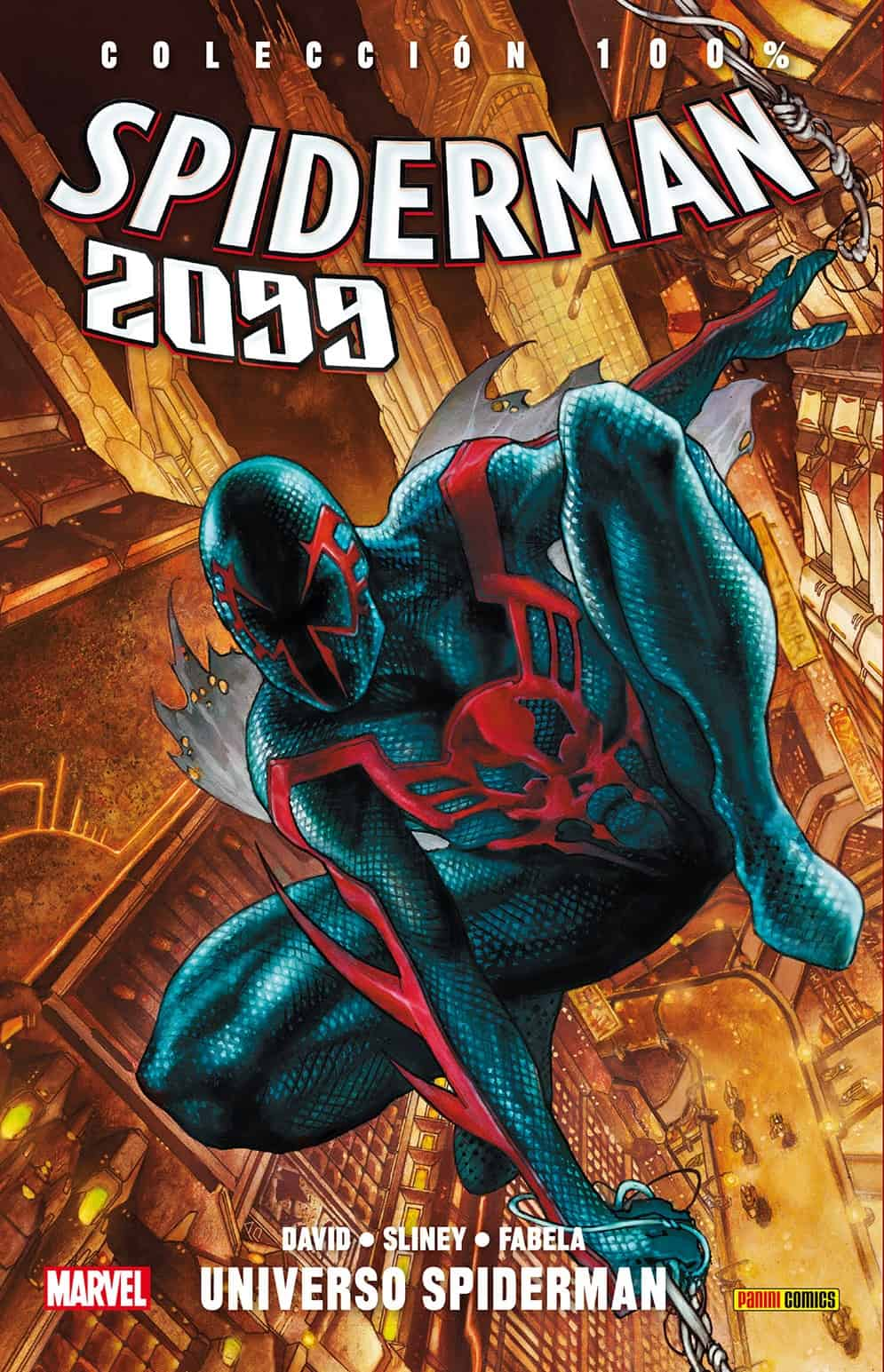 SPIDERMAN 2099 01. UNIVERSO SPIDERMAN