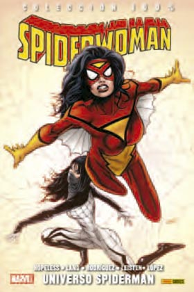 SPIDERWOMAN: UNIVERSO SPIDERMAN