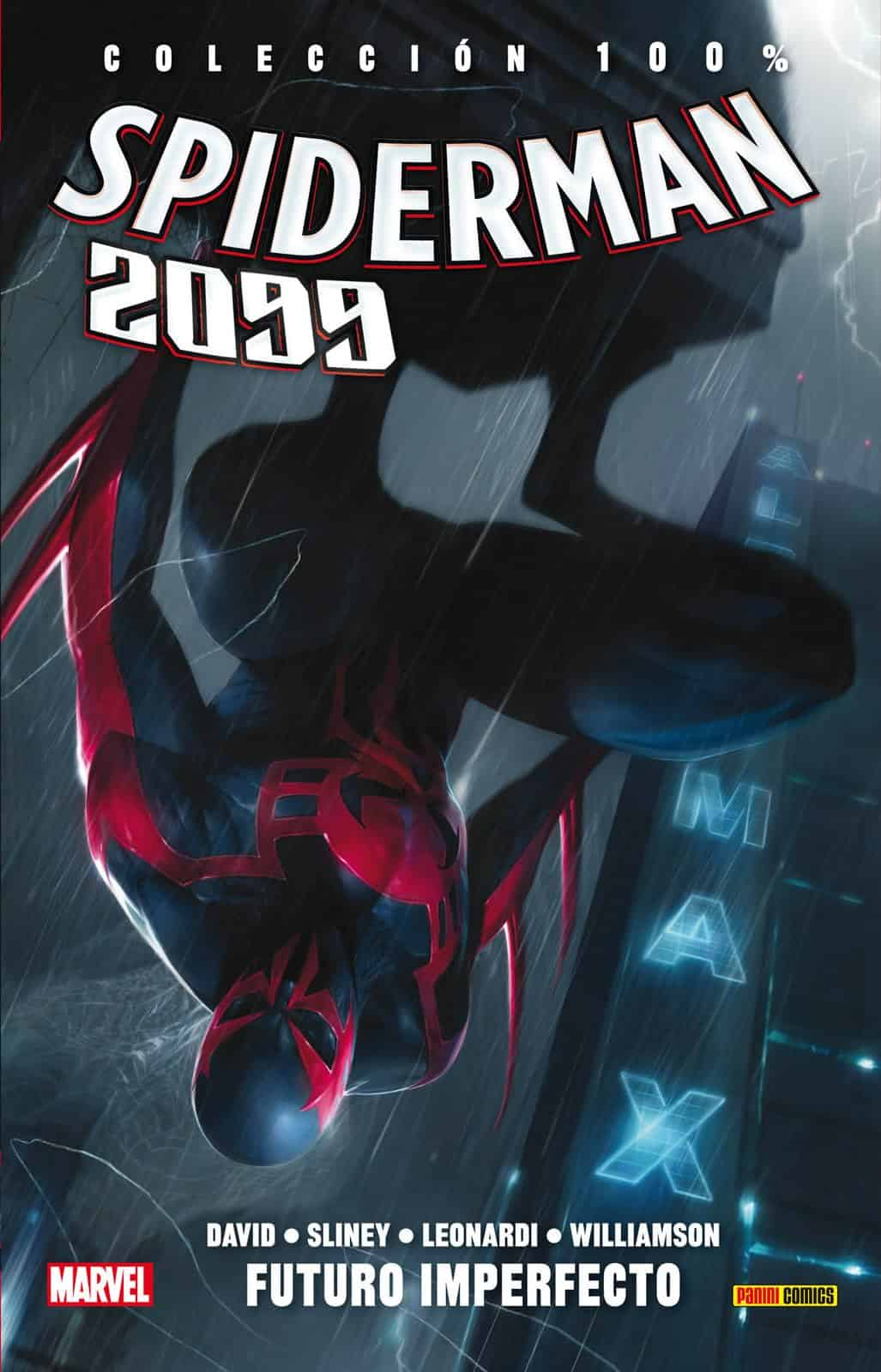 SPIDERMAN 2099 02. FUTURO IMPERFECTO