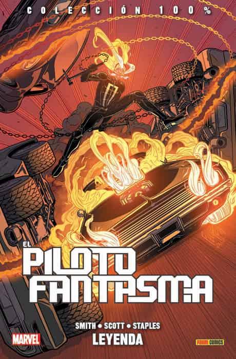 EL PILOTO FANTASMA 02. LEYENDA