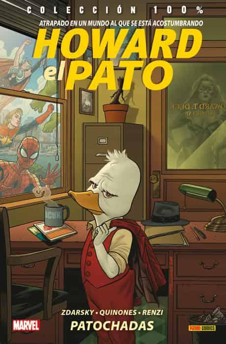 HOWARD EL PATO 01. PATOCHADAS