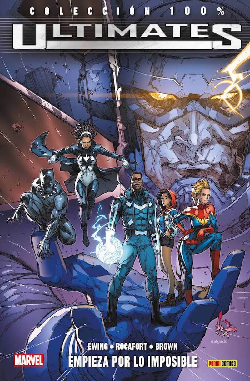 ULTIMATES 1. EMPIEZA POR LO IMPOSIBLE