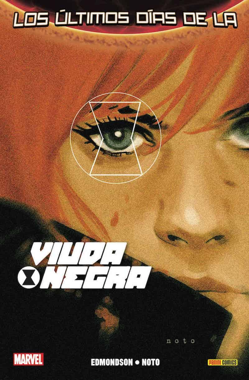 VIUDA NEGRA 03. LOS ULTIMOS DIAS DE