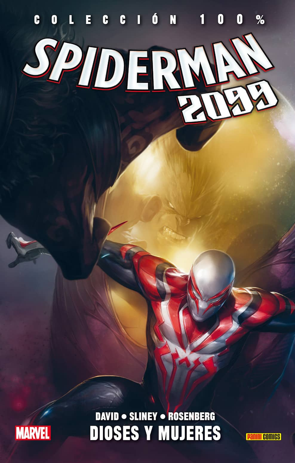 SPIDERMAN 2099 04. DIOSES Y MUJERES